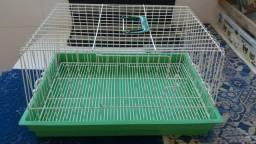 Pra vender rápido !!! Gaiola novinha pra pequenos e grandes roedores