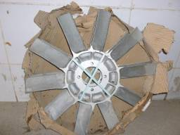 Helice motor scania 10 pá 4 furos