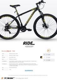 Bicicleta Mtb TSW Ride - Aro 29, 21v, quadro 17, e 19 - Pronta entrega (nova na caixa)