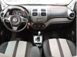 Fiat Grand Siena Vendo Gran Siena 1.6 automático - 2015