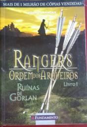 Coleção Rangers do 01 ao 07