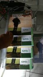 Apostilas EsPCEx + Ap de provas