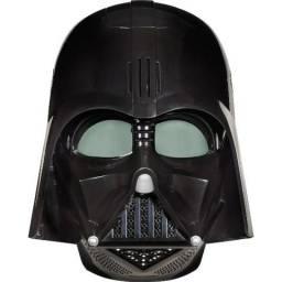 Máscara eletrônica do Darth Vader
