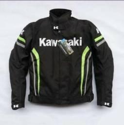 Jaqueta Kawasaki Nova