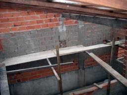 Pedreiro - Faz laje telhado fundação alvenaria reboco tudo para obra em toda bh e região