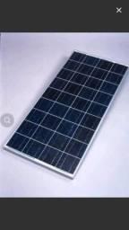 Painel solar de 90 w novo sem uso