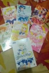 Mangás da Sailor Moon (nova edição)