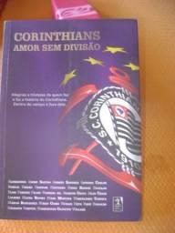 Livro Comemorativo Corinthians Amor Sem Divisão