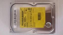 HD Sata Samsung 500GB + cabo Sata