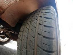 Gol 1.6 gasolina 1992 pneus novos telefone Whatsapp 18996411169 - 1992