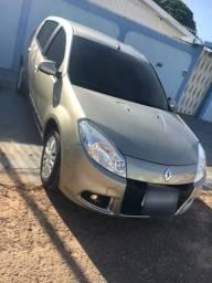 Sandero automático 1.6 - 2012