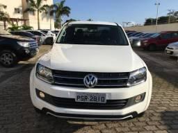 VW AMAROK CD 2.0 AUT 4x4 SÉRIE DARK LABEL 2016 - 2016