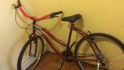 Vendo bicicleta novíssima