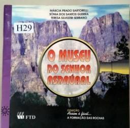 Livro O Museu Do Senhor Asdrubal - A Formação Das Rochas