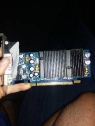 Placa De Video Pci-exp Geforce 6500 256mb DDR2