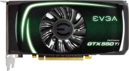 Placa de Vídeo Geforce550Ti 1Giga