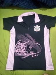 21727f4b00 Camiseta do Corinthians torcida feminina ( tamanho P)
