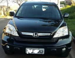 Honda Cr-v CRV exl 2007- muito conservada(Valor de Venda)(troca valor de tabela) - 2007
