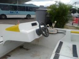Barco lancha completa - 1990