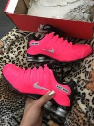 19fab4aad3 Tênis Nike Shox N35 - originaaal