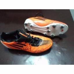 Chuteira Adidas F50 Autografada Juci Sel. Brasileira N 37 6180d0d395d36