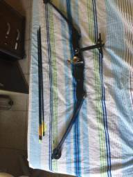 Arco e flecha composto profissional