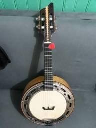 Banjo Rogério Santos