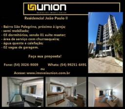 Super Oferta Imóveis Union! Apartamento de alto padrão com 121 m², em São Pelegrino!