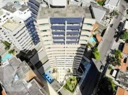 Apartamento com 3 dormitórios à venda, 80 m² por r$ 399.000 - cocó - fortaleza/ce