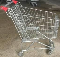 Carrinhos supermercado