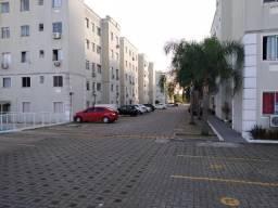 Apartamento semi-mobiliado, com 57.08m². Suite + 1 dormitório, por 178 mil