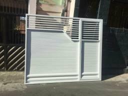 Portão de Alumínio R$400,00