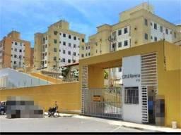 Apartamento à venda com 1 dormitórios em Caji, Lauro de freitas cod:27-IM377810