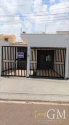 Casa para venda em presidente prudente, jardim novo bongiovani, 3 dormitórios, 1 suíte, 3