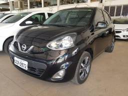 NISSAN MARCH 1.6 SL 16V FLEX 4P XTRONIC - 2018