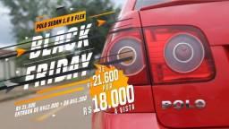 Polo Sedan Comfortline 1.6 8V (Flex) 2007/2007 - 2007