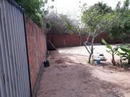 Vendo terreno com casa quase pronta p morar