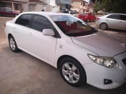 Vendo Corolla GLI 2010 Branco - 2010