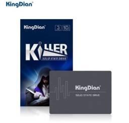 Ssd Kingdian 256Gb S370 Sata3 6Gb/s 2.5' -Notebook-Ultrabook-PC