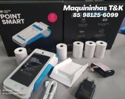Maquininha Point Smart Mercado Pago - Entrega Grátis