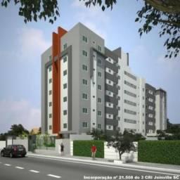 Apartamento para Venda em Joinville, Adhemar Garcia, 2 dormitórios, 1 banheiro, 1 vaga