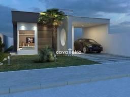 Casa com 2 dormitórios à venda, 99 m² por R$ 285.000,00 - Pindobas - Maricá/RJ