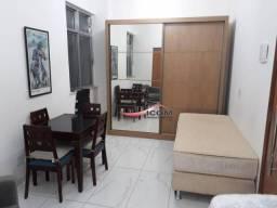 Apartamento com 1 dormitório para alugar, 25 m² por R$ 1.500,00/mês - Botafogo - Rio de Ja