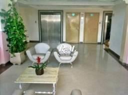 Apartamento com 2 dormitórios para alugar, 67 m² - Maracanã - Praia Grande/SP