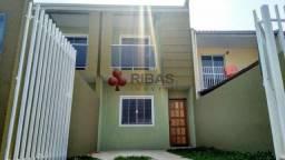 Casa à venda com 2 dormitórios em Campo de santana, Curitiba cod:15817
