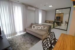 Flat com 1 dormitório à venda, 35 m² por R$ 289.000,00 - Jardim Goiás - Goiânia/GO