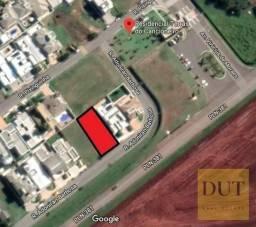 Terreno à venda, 420 m² por - Terras do Cancioneiro - Paulínia/SP