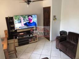 Apartamento com 2 dormitórios à venda, 62 m² por R$ 150.000 - Alcântara - São Gonçalo/RJ