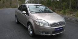 FIAT LINEA ABSOLUTE 1.9 16V DUAL Bege 2009/2010