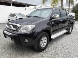 Toyota Hilux CD SRV 3.0 Automatica 4x4 Diesel